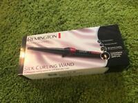 Remington Professional Silk Curling Wand