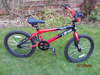 IGNITE VIBE BMX ONE OF MANY QUALITY BICYCLES FOR SALE
