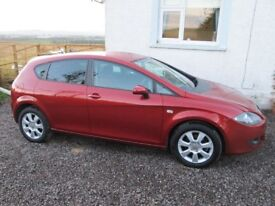 leon 1.9 tdi 2008 low mileage great all round condition NO OFFERS CAR IS £2500