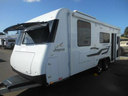 Jayco Silverline 21.65-7 Tourer SN1824 Pialba Fraser Coast Preview