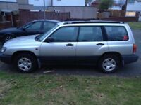 2000 Subaru Forester SWAP OR SALE