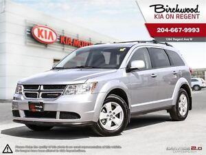 2016 Dodge Journey Canada Value Pkg *1 OWNER LOW KM'S 7 SEATER*
