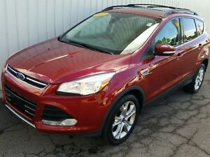 2013 Ford Escape SEL LOADED SEL 4X4 EDITION | SUNROOF | TOUCH DI