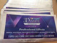 CREST 3D TEETH WHITENING STRIPS