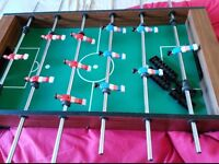 Table Football - Hardly Used