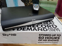 Sky 500g HD Box with Remote and Box