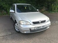 Vauxhall Astra 1.8 i 16v Elegance 5door AUTOMATIC with FSH + CAM BELT + NEW MOT