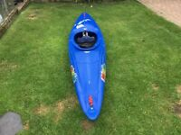 Piranha Magic Kayak Blue in great condition
