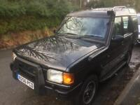 Landrover discovery 300 tdi 2.5L diesel 4x4