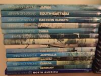 Book sets - places & photography