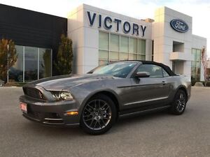 2014 Ford Mustang V6 PREMIUMS, LEATHER, BLUETOOTH, HEATED SEATS