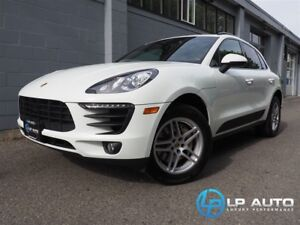 2016 Porsche Macan S! Only 33000kms! Easy Approvals!