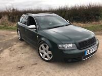 Audi s4 estate a4 avant modified Quattro b6