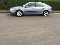 2003 RENAULT LAGUNA 11MONTHS MOT DRIVES LIKE NEW