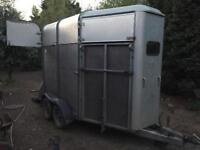 Ifor williams 505 hunter horse trailer