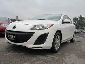 2011 Mazda MAZDA3 GS / ACCIDENT FREE / SERVICE HISTORY