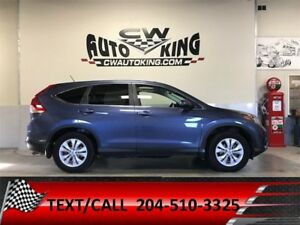 2012 Honda CR-V EX AWD / Rear Cam. / Roof / Heated Seating