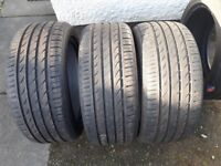 235/45x17 tyres (Used)