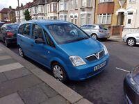 Vauxhall MERIVA 1.6 ON GOOD CONDITION