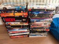 General collection of DVD's