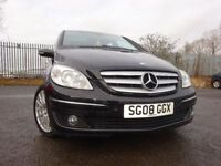 08 MERCEDES BENZ B CLASS 2.0 CDI DIESEL,MOT JAN 018,FULL HISTORY,2 KEYS,2 OWNERS,STUNNING EXAMPLE