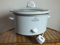 CrockPot. Stoneware Slow Cooker