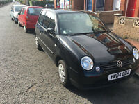 04 VW Lupo 12 Months MOT Clean Inside Out Going Cheap. Quick Sale Hence Priced