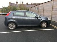 2007 Fiat Grande Punto 1.4L 71000 miles - One of a kind SNAKESKIN WRAPPED