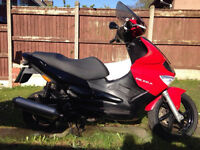 2009 Gilera runner ST 125 4 stroke Bargain to be had, Read.