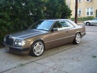 Wanted Mercedes w124 Coupe / Saloon - 230 300 320 CE E220 E320 E