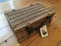 Brand new picnic hamper including picnic set
