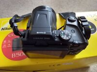 Nikon B500 Compact Digital camera