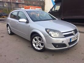 06 plate - vauxhall astra 1.7 cdti - 7 months -service history - alloy wheels