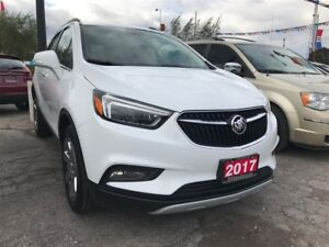 2017 Buick Encore Essence | LEATHER | NAV | ROOF | AWD
