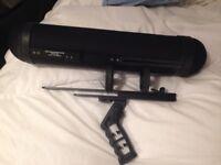 Sennheiser mzw 60-1/ mzp 816/mzs 16 (Blimb/ Windsheild/ Basket/ Pistol grip/ Shock mounts)