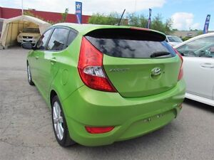 2013 Hyundai Accent GLS * ROOF   SAT RADIO   BLUETOOTH   H SEATS London Ontario image 4