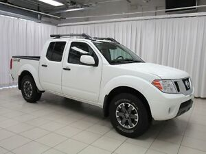 2018 Nissan Frontier INCREDIBLE DEAL!! PRO-4X 4X4 4DR w/ NAVIGAT