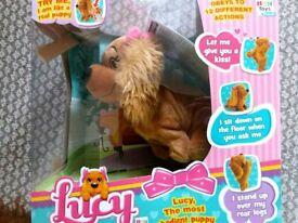 Lucy Interactive Puppy Dog