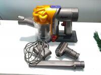 Dyson dc34 Cordless handheld vacuum cleaner