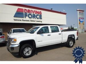 2015 GMC Sierra 2500HD Six Passenger Crew Cab Short Box Truck