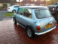 Classic Mini 998cc - 1982 - Blue Metallic with Black roof