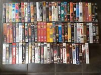 Widescreen VHS Collection