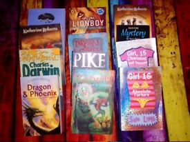 Bundle of Children's Books Girl 15