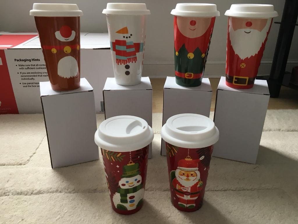 Costa Coffee Travel Cups In Elgin Moray Gumtree