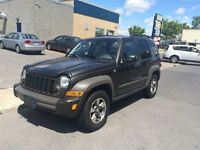 2006 Jeep Liberty SPORT CRD 4X4 TURBO DIESEL 3900$ 514-692-0093