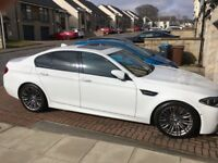 "Genuine OEM BMW F10 M5 345m 19"" alloys and tyres"