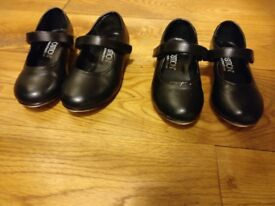 Tap Shoes - Size 9 & 10