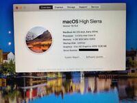 apple macbook air excellent condition