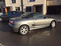 2006 MG TF 1.8 135 inc MG Hartop
