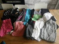 24 items of girls teen clothes age 13-14 & sizes 6&8 clothes